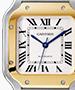 Cartier Santos de Cartier watches