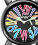 Gaga Milano Slim 46mm watches