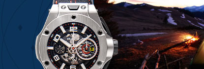 Our Luxury Hublot Watches