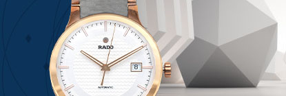 Our Luxury Rado Watches