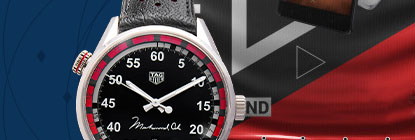 Our Luxury TAG Heuer Watches