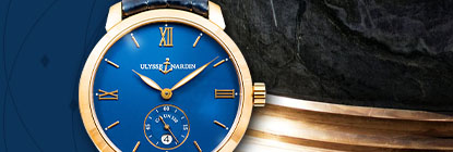 Our Luxury Ulysse Nardin Watches