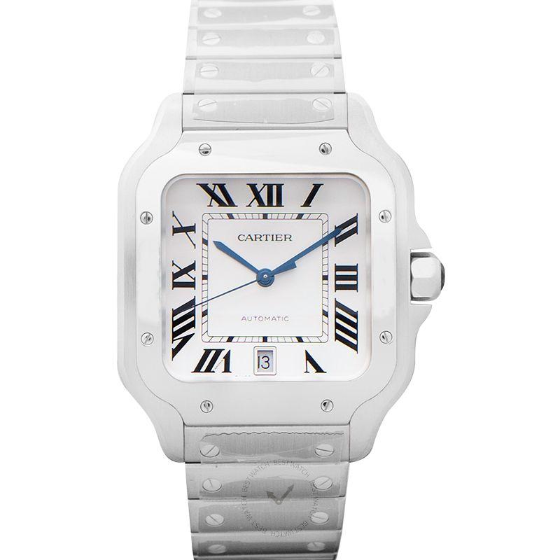 卡地亞 Santos de Cartier 腕錶系列 WSSA0018