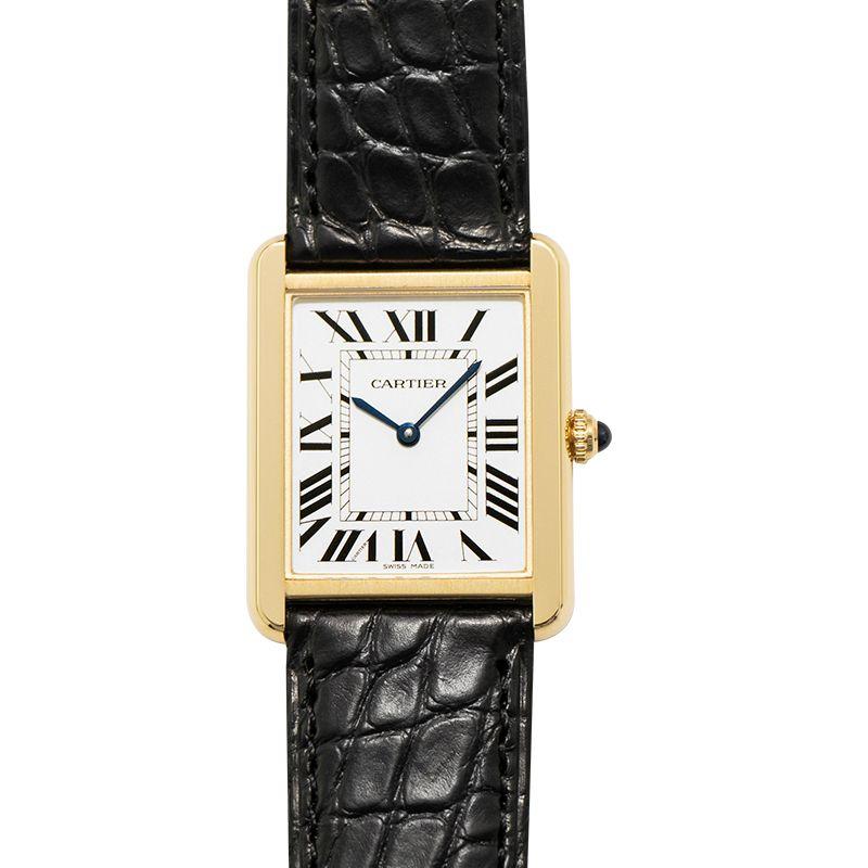卡地亞 Tank腕錶系列 W5200004