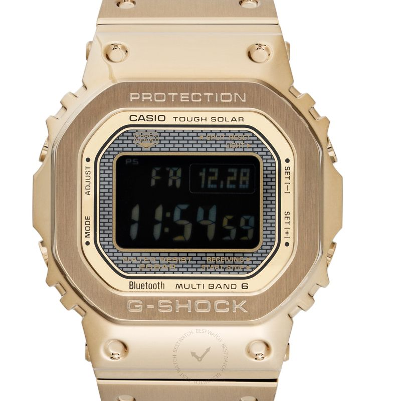 卡西歐 G-Shock 手錶系列 GMW-B5000GD-9JF