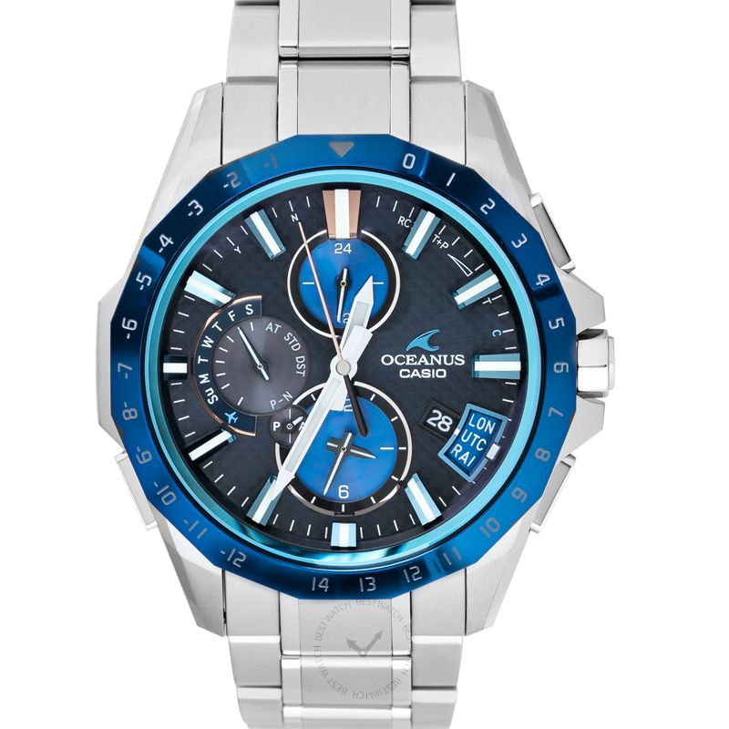 卡西歐 Oceanus 手錶系列 OCW-G2000RA-1AJF