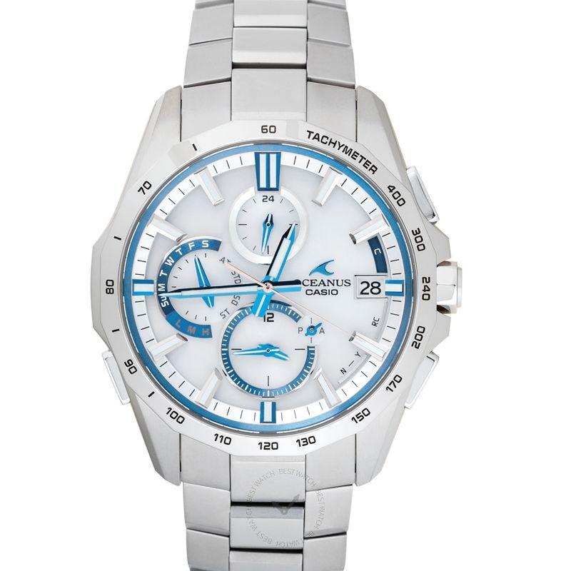 卡西歐 Oceanus 手錶系列 OCW-S4000F-7AJF