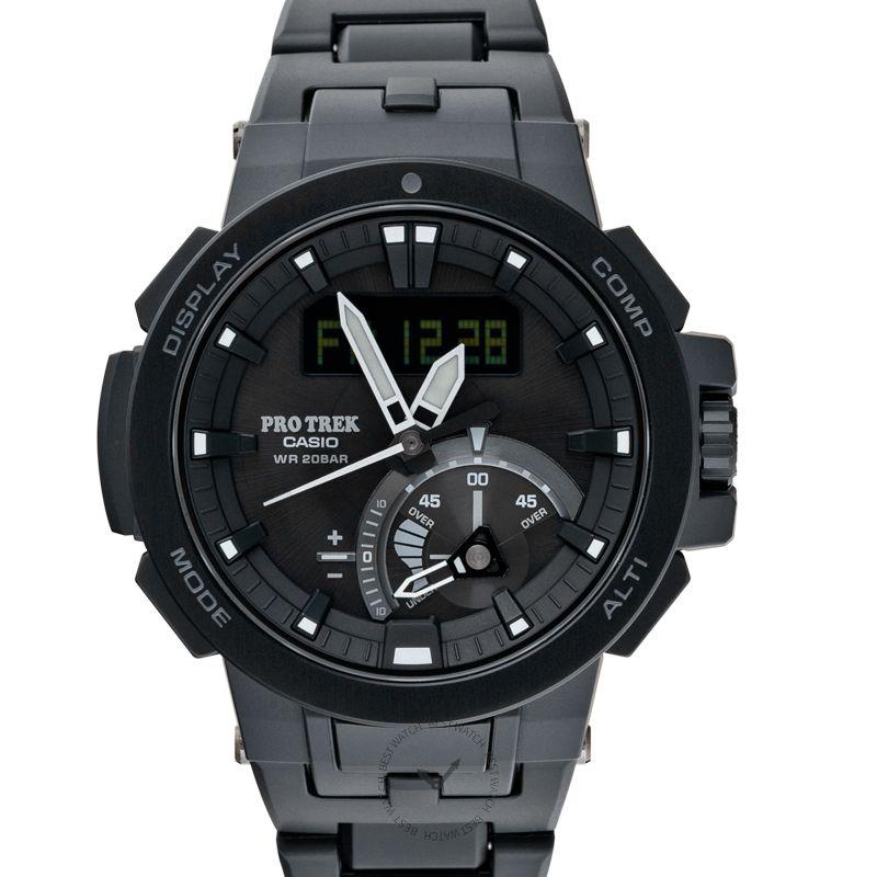 卡西歐 Pro Trek 手錶系列 PRW-7000FC-1JF