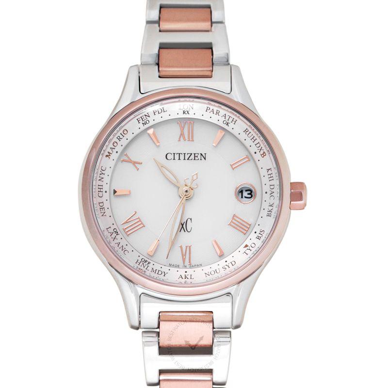 星辰錶 XC 女裝手錶系列 EC1165-51W