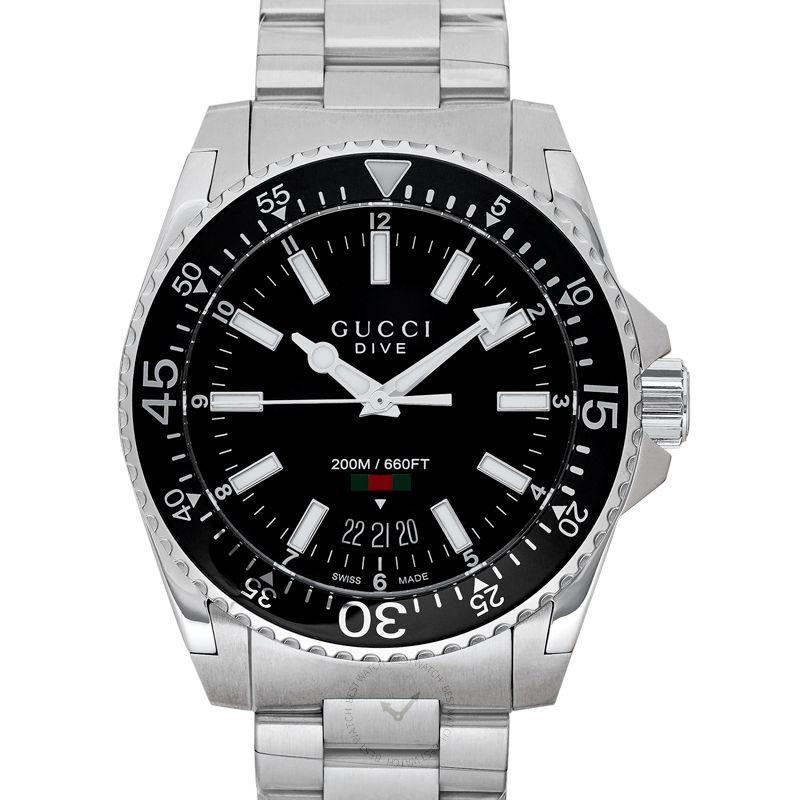 古馳 Dive腕錶系列 YA136301