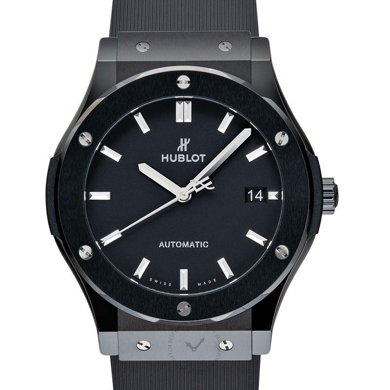 Hublot Classic Fusion Black Magic Automatic Black Dial Ceramic Men's Watch