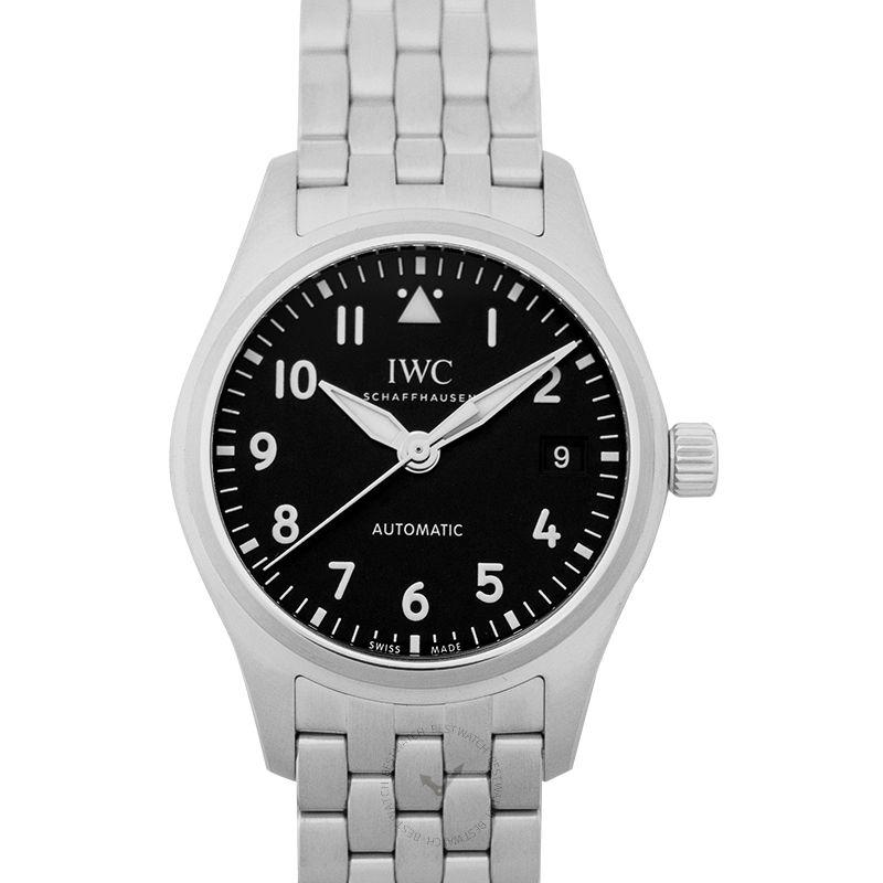 IWC Pilot's Watch Automatic 36 Automatic Black Dial Unisex Watch