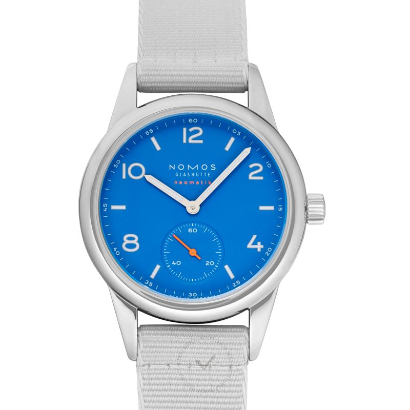 Nomos Glashütte Club 腕錶系列 742