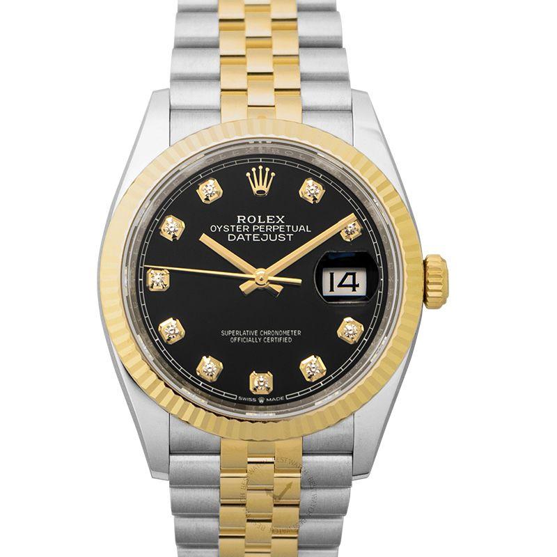 勞力士 日誌型 Datejust腕錶系列 126233G Black