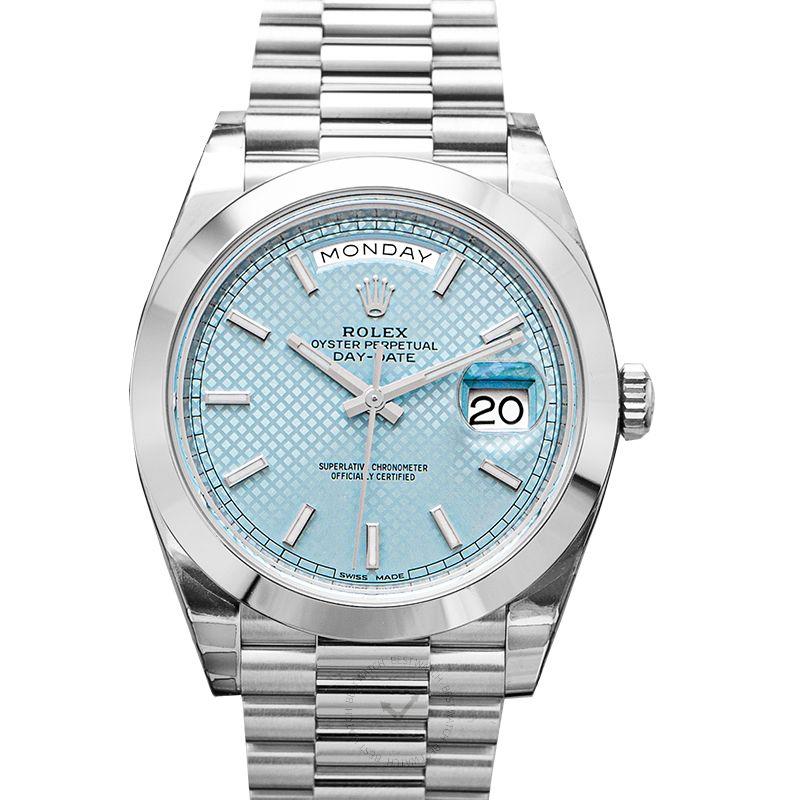 勞力士 星期日曆型 DayDate腕錶系列 228206-0004