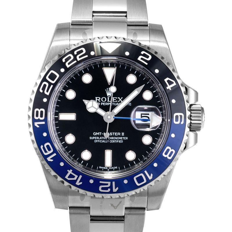 勞力士 格林威治型II GMT Master II腕錶系列 116710 BLNR