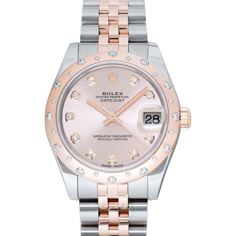 勞力士 女裝日誌型 LadyDatejust腕錶系列 178341-0009G