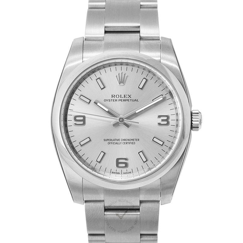 勞力士 蠔式恒動腕錶 OysterPerpetual腕錶系列 114200/11-Stef