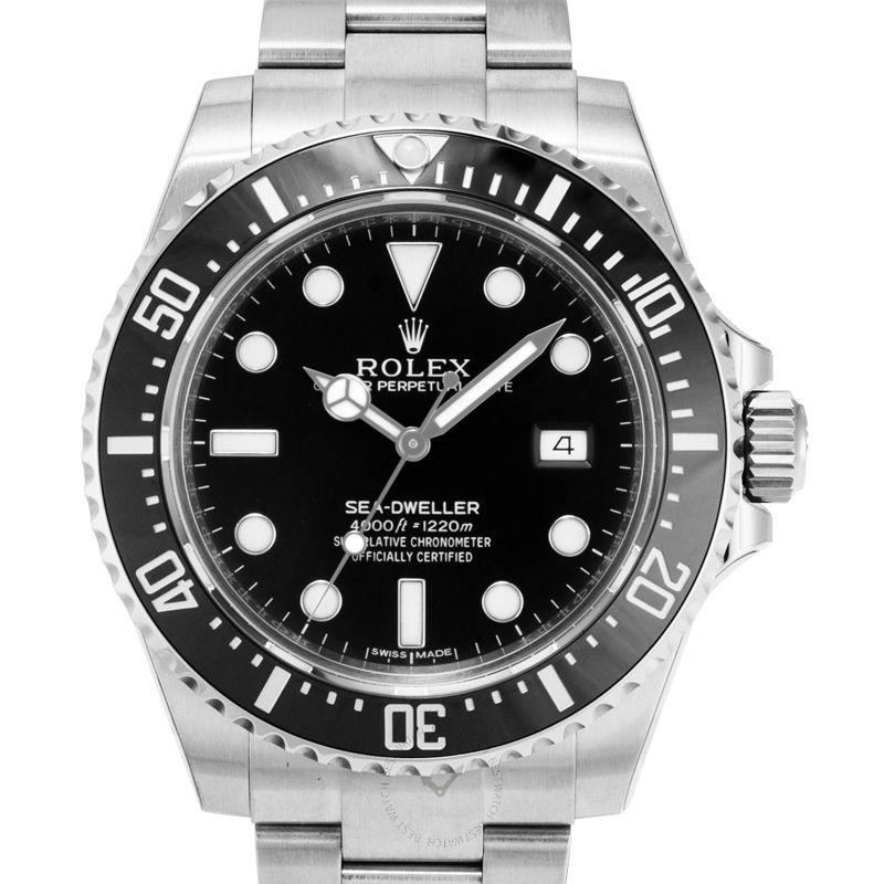 勞力士 海使型 Sea Dweller腕錶系列 116600