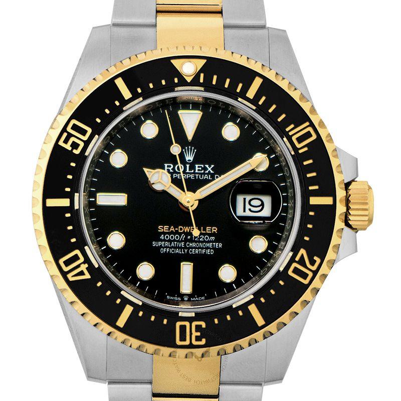 勞力士 海使型 Sea Dweller腕錶系列 126603-0001
