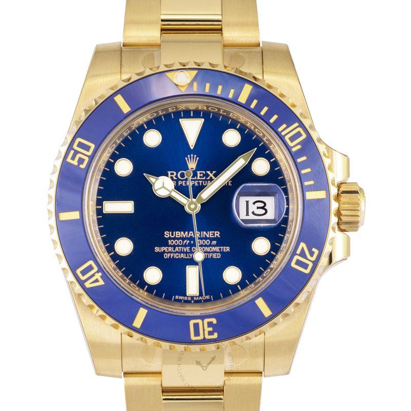 勞力士 潛航者型 Submariner腕錶系列 116618LB
