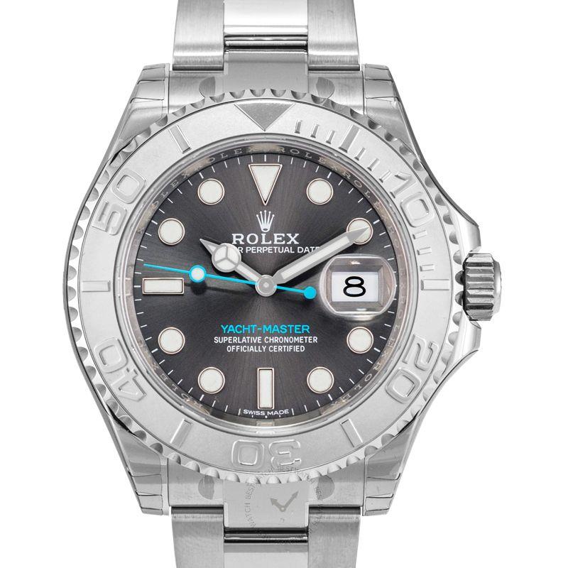 勞力士 名艇遊仕型 YachtMaster腕錶系列 116622 dark grey