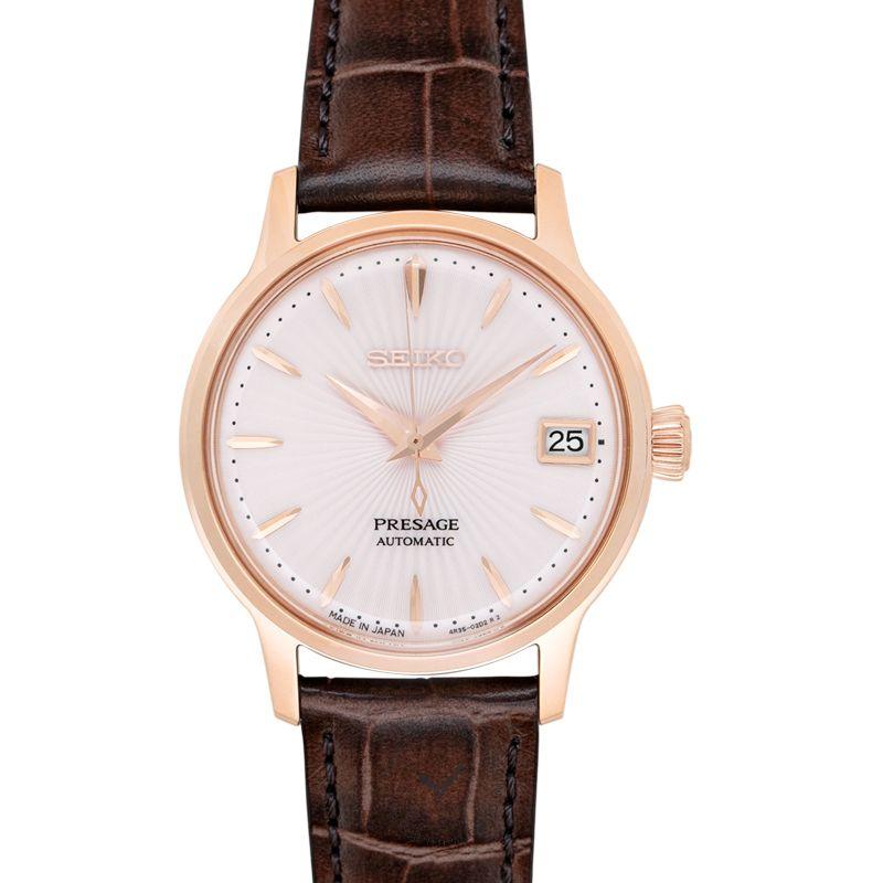 精工錶 Presage腕錶系列 SRRY028