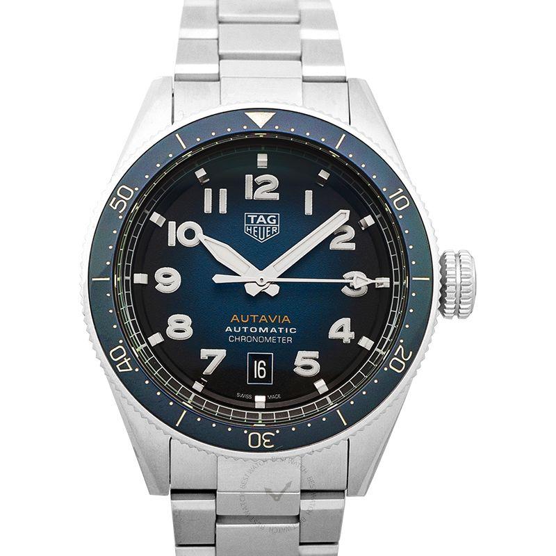泰格豪雅 Autavia腕錶系列 WBE5116.EB0173