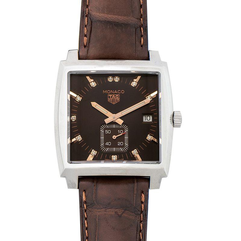 泰格豪雅 摩納哥腕錶系列 WAW131E.FC6420