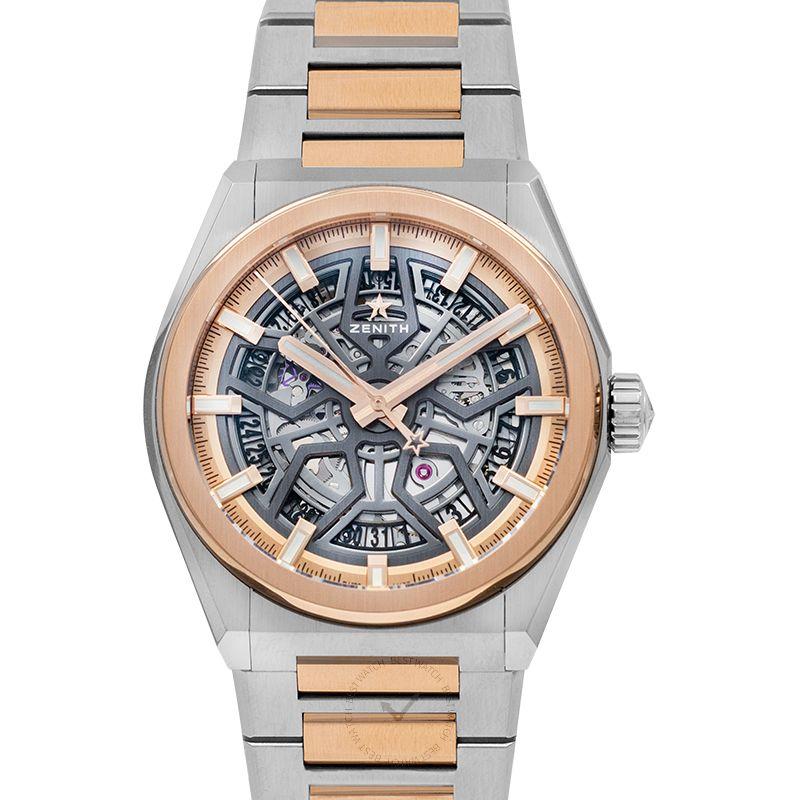 真力時 Defy腕錶系列 87.9001.670/79.M9001