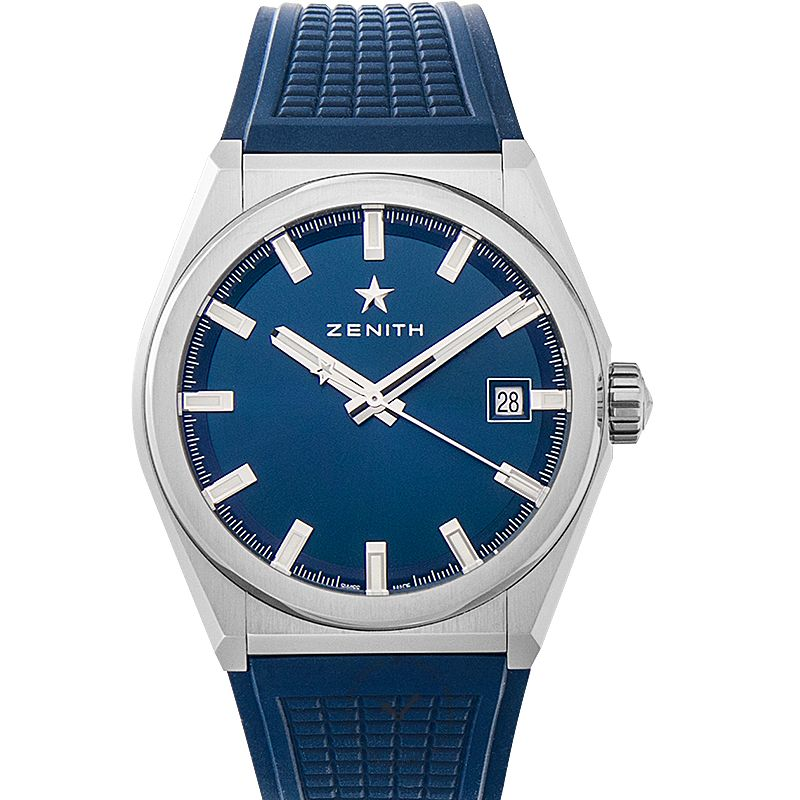 真力時 Defy腕錶系列 95.9000.670/51.R790