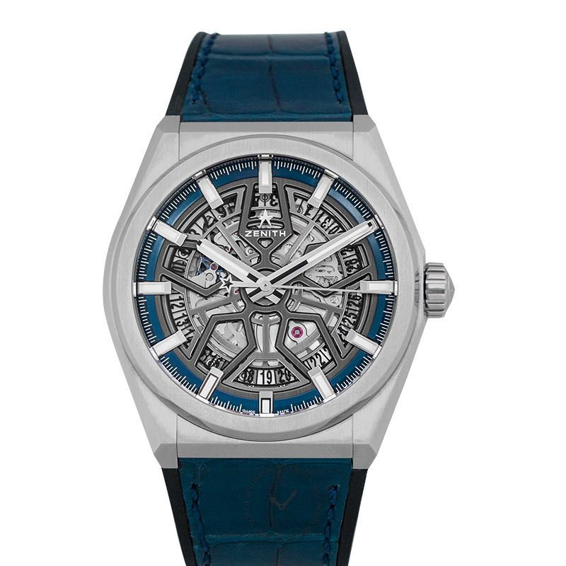 真力時 Defy腕錶系列 95.9000.670/78.R584