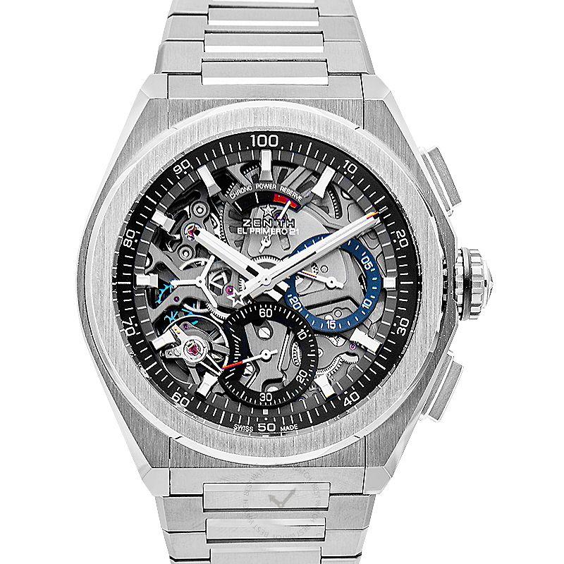 真力時 Defy腕錶系列 95.9000.9004/78.M9000