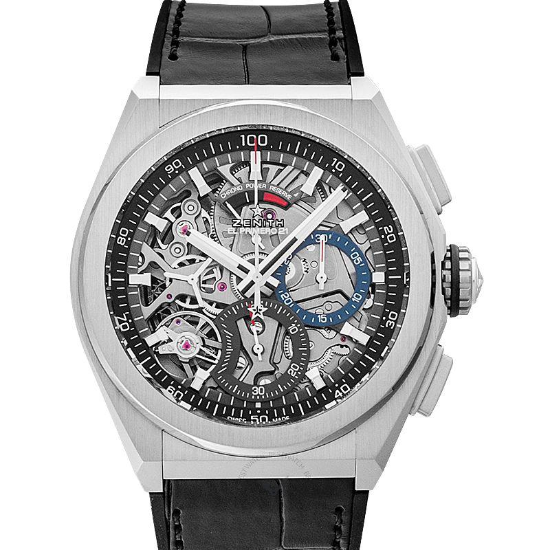 真力時 Defy腕錶系列 95.9000.9004/78.R582