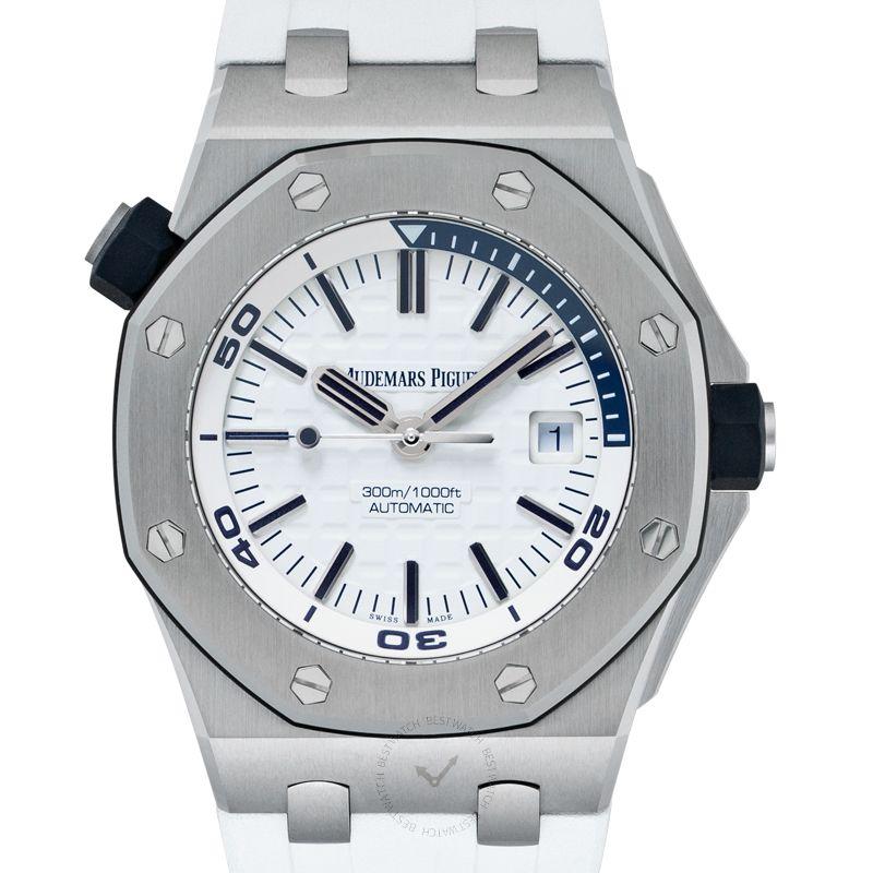 愛彼錶 皇家橡樹離岸型腕錶系列 15710ST.OO.A010CA.01