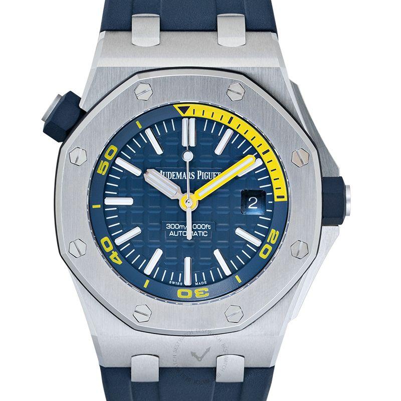 愛彼錶 皇家橡樹離岸型腕錶系列 15710ST.OO.A027CA.01