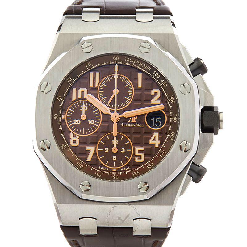 愛彼錶 皇家橡樹離岸型腕錶系列 26470ST.OO.A820CR.01