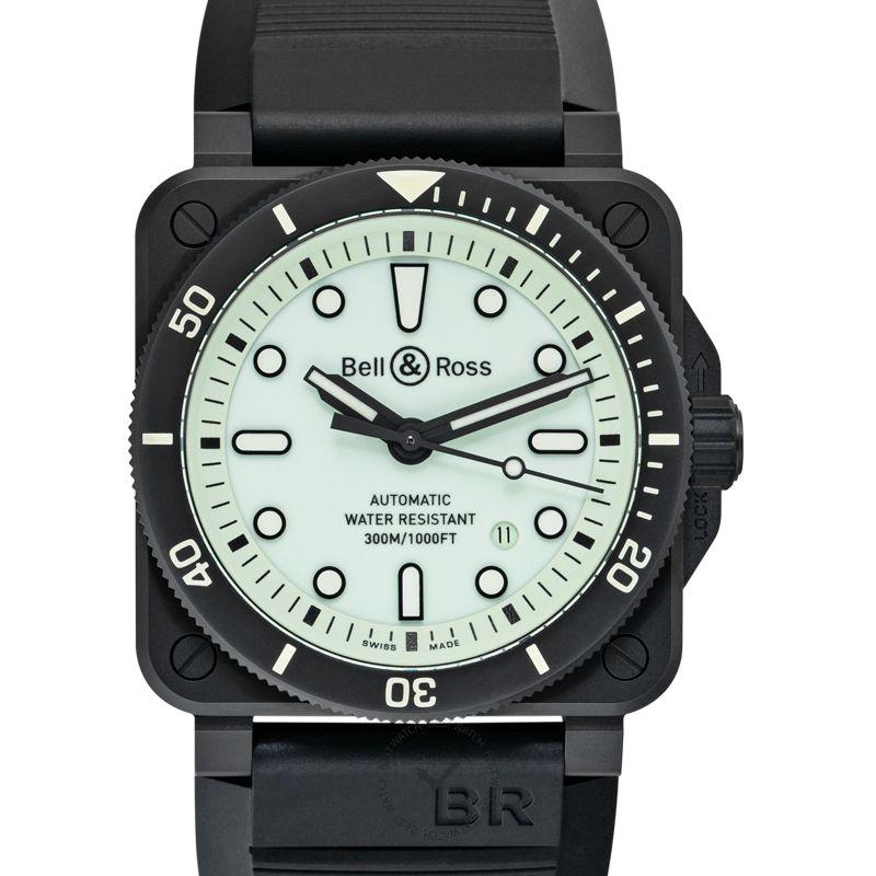 柏莱士 Instruments腕錶系列 BR0392-D-C5-CE/SRB
