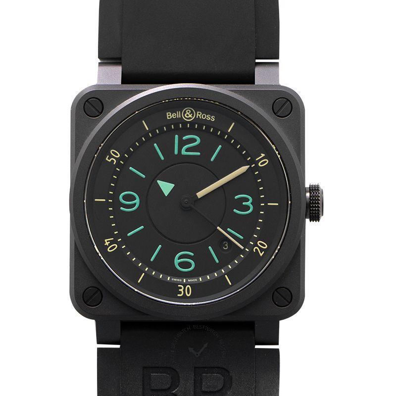 柏莱士 Instruments腕錶系列 BR0392-IDC-CE/SRB