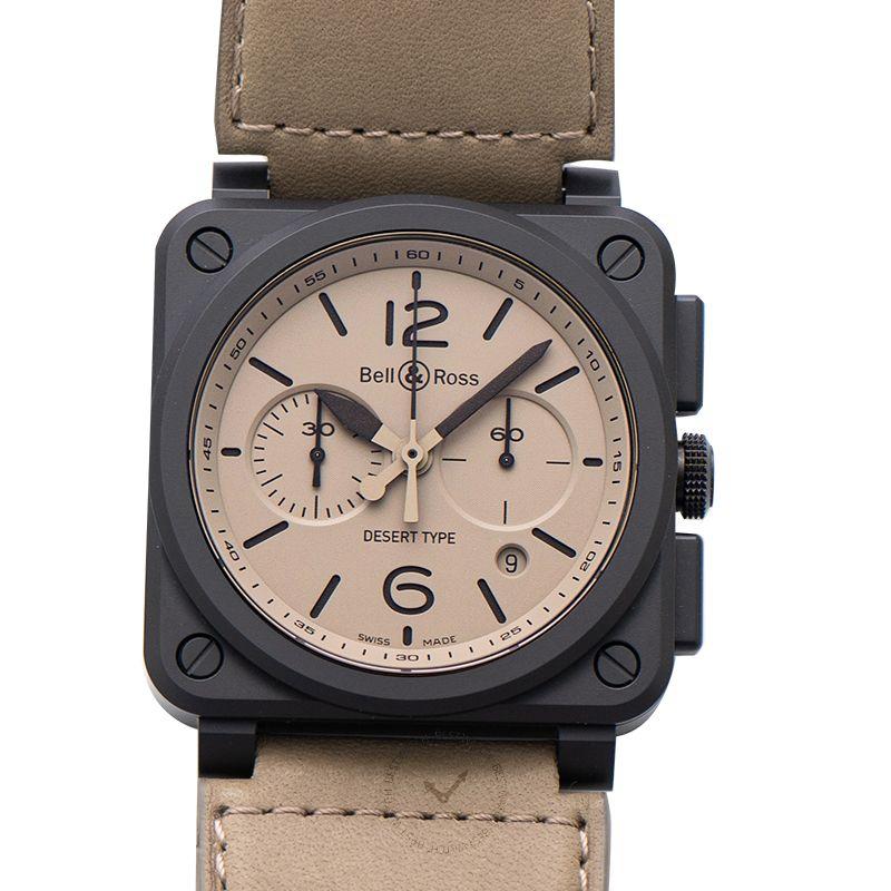 柏莱士 Instruments腕錶系列 BR0394-DESERT-CE