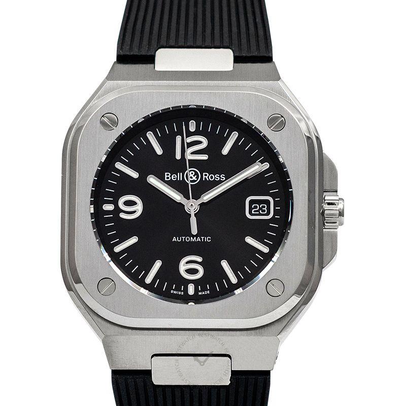 柏莱士 Instruments腕錶系列 BR05A-BL-ST/SRB