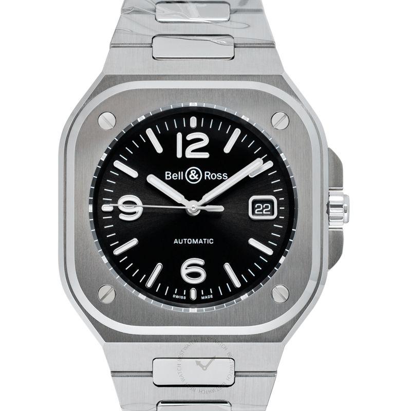 柏莱士 Instruments腕錶系列 BR05A-BL-ST/SST