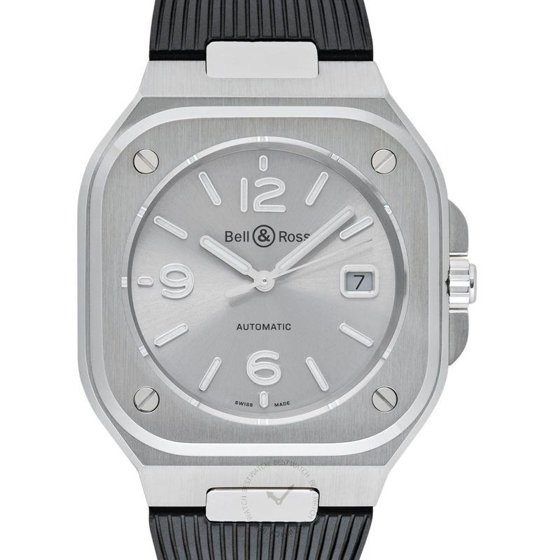 柏莱士 Instruments腕錶系列 BR05A-GR-ST/SRB