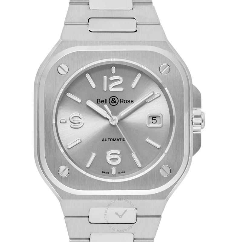 柏莱士 Instruments腕錶系列 BR05A-GR-ST/SST