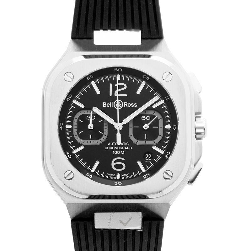 柏莱士 Instruments腕錶系列 BR05C-BL-ST/SRB