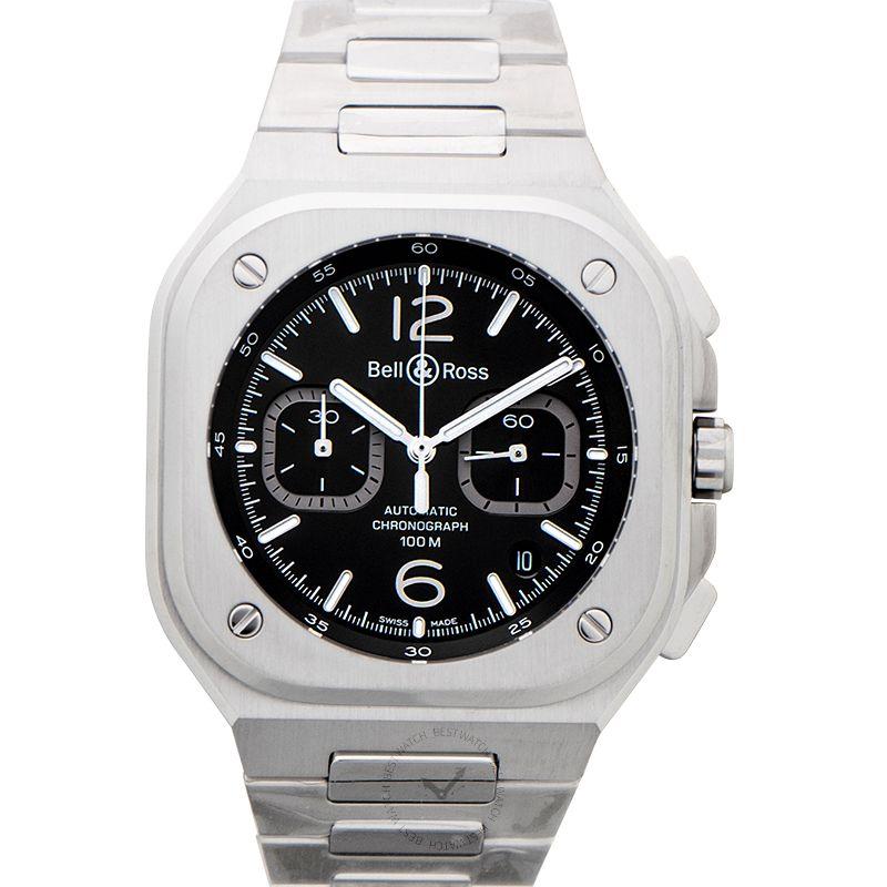 柏莱士 Instruments腕錶系列 BR05C-BL-ST/SST