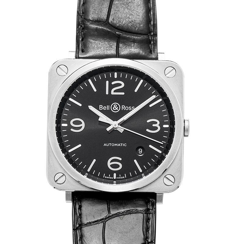 柏莱士 Instruments腕錶系列 BRS92-BL-ST