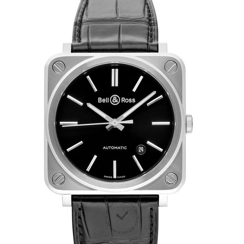 柏莱士 Instruments腕錶系列 BRS92-BLC-ST/SCR