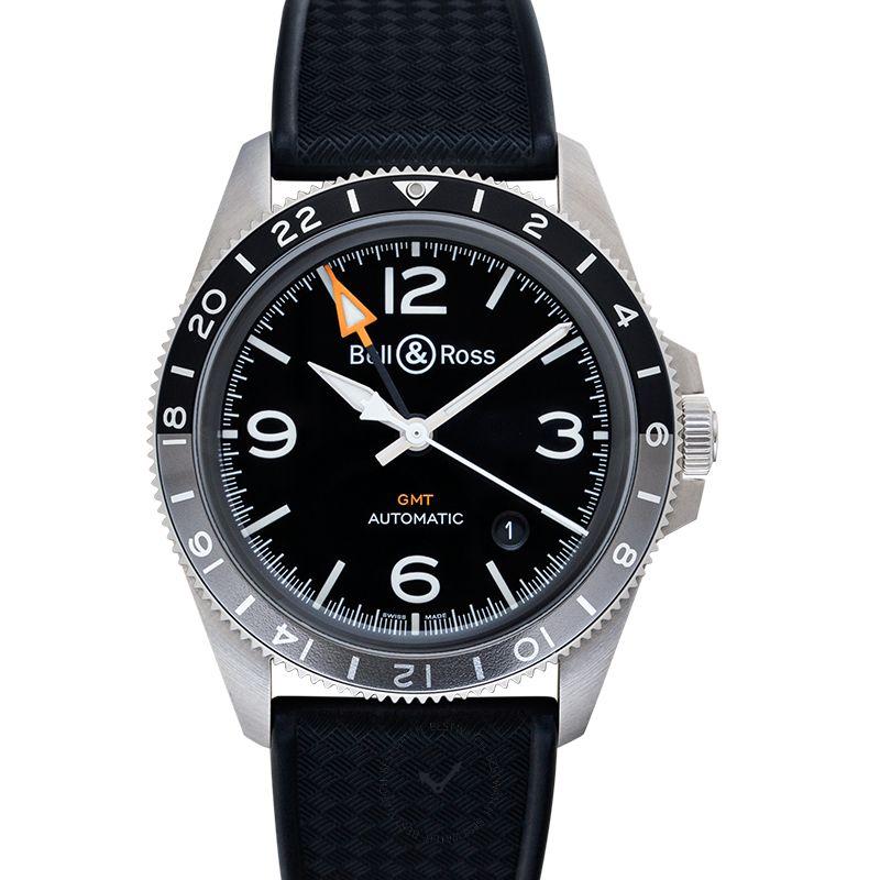 柏莱士 Vintage腕錶系列 BRV293-BL-ST/SRB