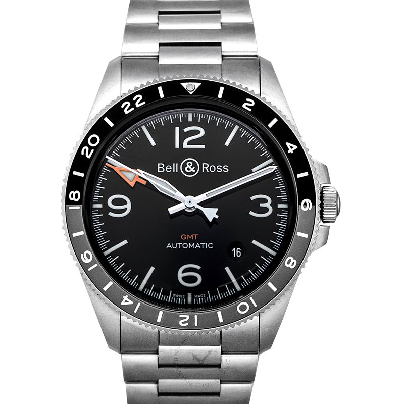 柏莱士 Vintage腕錶系列 BRV293-BL-ST/SST